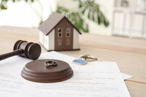 St. Charles divorce attorney property division