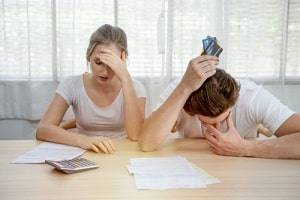 St. Charles divorce attorney debt division