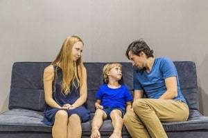 St. Charles divorce attorney parenting plan