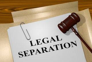 St. Charles divorce attorney legal separation