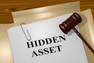 St. Charles divorce attorney hidden assets